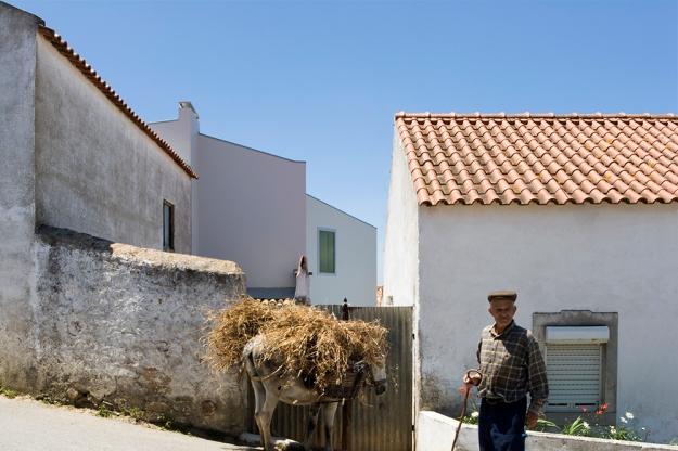 Bak Gordon Arquitectos - Casa em Óbidos © leonardo finotti