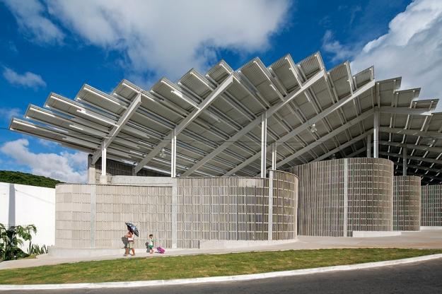 Herzog & de Meuron - Arena do Morro © leonardo finotti