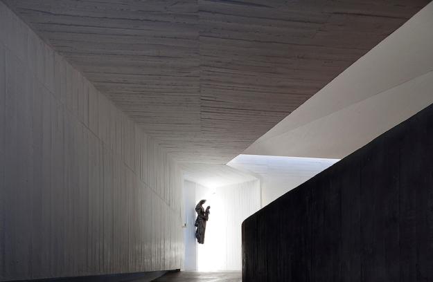Gabriel Guarda, Martín Correa - Monasterio de los Benedictinos © leonardo finotti